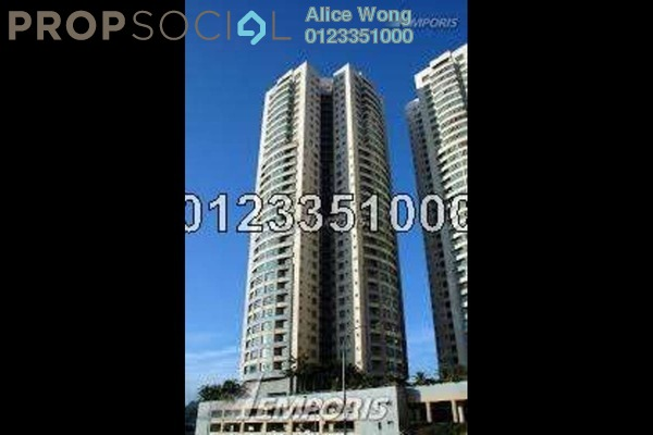 For Sale Condominium at Suasana Sentral Condominium, KL Sentral Freehold Semi Furnished 4R/4B 1.9m