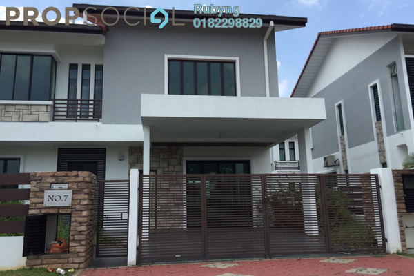 For Sale Semi-Detached at Bayuemas, Klang Freehold Unfurnished 5R/5B 1.25m