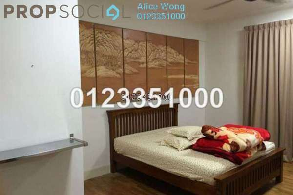 For Rent Condominium at Northpoint, Mid Valley City Leasehold Semi Furnished 3R/3B 6.5k