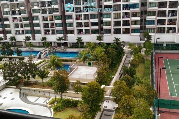 For Rent Condominium at One Damansara, Damansara Damai Leasehold Unfurnished 3R/2B 1.3k