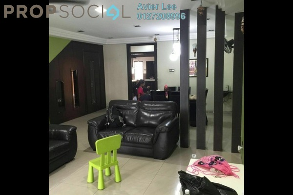 For Rent Terrace at Bayu Tinggi Commercial Centre, Klang Freehold Semi Furnished 4R/3B 1.5k