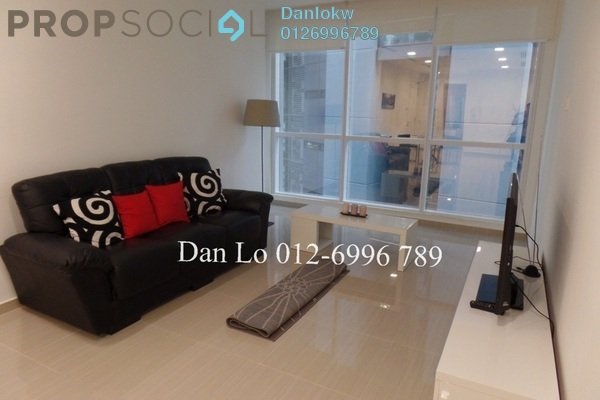 For Rent Condominium at Binjai 8, KLCC Freehold Fully Furnished 1R/1B 3.3k