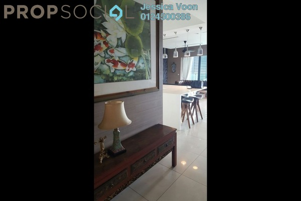 For Rent Condominium at Zehn Bukit Pantai, Bangsar Leasehold Semi Furnished 5R/5B 12k