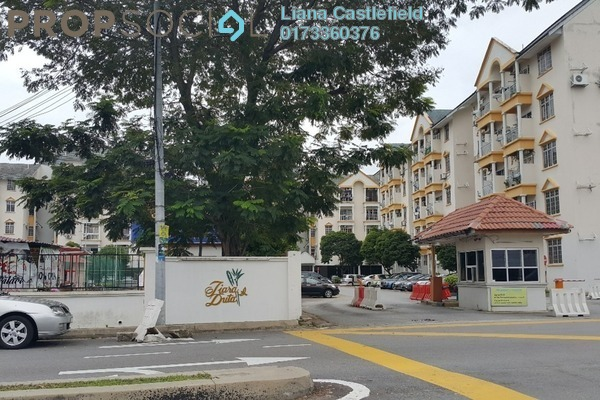 For Sale Condominium at Tiara Duta, Ampang Leasehold Fully Furnished 3R/2B 400k
