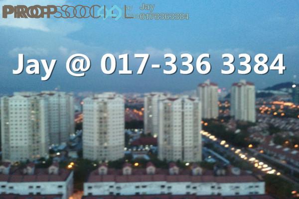 For Rent Condominium at Plaza Medan Putra, Bandar Menjalara Freehold Semi Furnished 4R/1B 1.2k