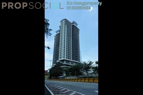 For Sale Condominium at Lido Residency, Bandar Sri Permaisuri Leasehold Semi Furnished 2R/3B 670k