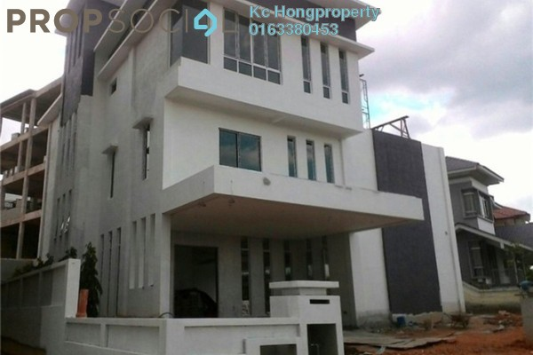 For Sale Bungalow at Emerald East, Rawang Freehold Semi Furnished 6R/8B 2.78m