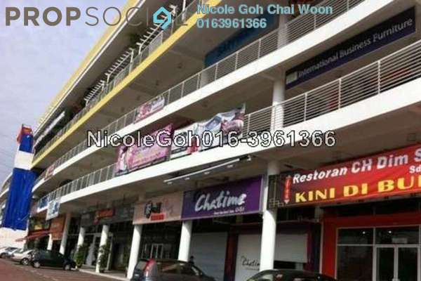 For Sale Office at Platinum Mondrian PV128, Setapak Leasehold Fully Furnished 0R/0B 2.5m