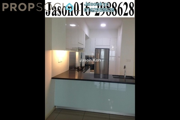 For Rent Condominium at 288 Residency, Setapak Freehold Semi Furnished 4R/3B 1.9k