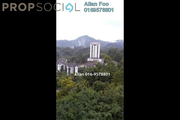 For Sale Serviced Residence at Genting View, Genting Highlands Freehold Unfurnished 3R/2B 900k
