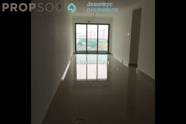 For Rent Condominium at KL Palace Court, Kuchai Lama Leasehold Unfurnished 4R/2B 1.5k