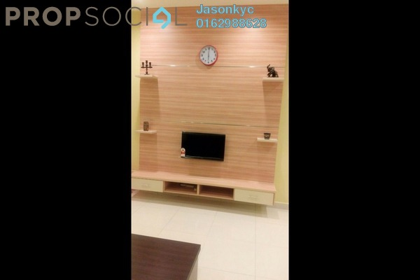 For Rent Condominium at Pertama Residency, Cheras Leasehold Fully Furnished 0R/1B 1.8k