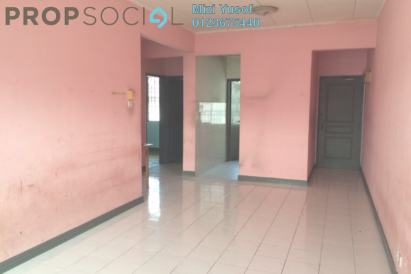 For Sale Apartment at SD Apartments, Bandar Sri Damansara Freehold Unfurnished 3R/2B 270k