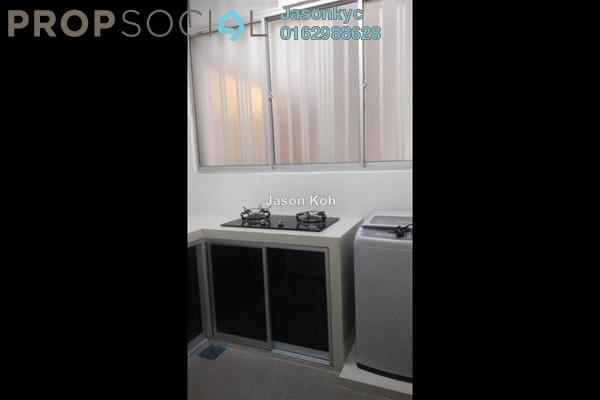 For Rent Condominium at Gembira Residen, Kuchai Lama Freehold Semi Furnished 4R/3B 2k