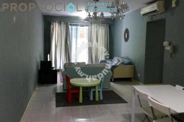 For Rent Condominium at Opal Damansara, Sunway Damansara Leasehold Fully Furnished 4R/3B 2.2k