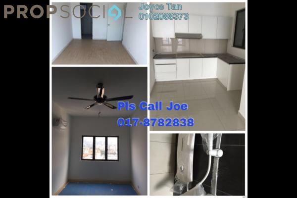 For Sale Condominium at Platinum Suites, KLCC Freehold Semi Furnished 3R/2B 470k