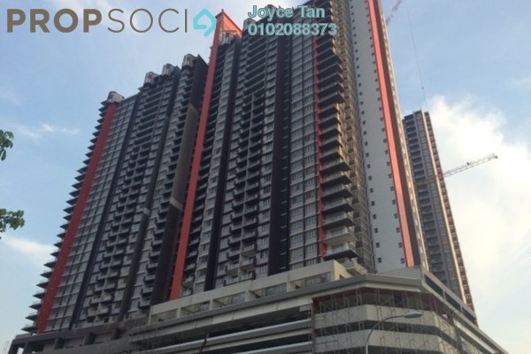 For Sale Condominium at Platinum Lake PV10, Setapak Leasehold Unfurnished 3R/2B 455k