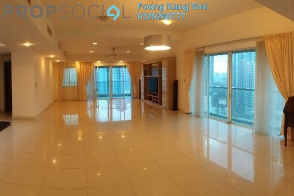 For Sale Condominium at Mont Kiara Banyan, Mont Kiara Freehold Semi Furnished 5R/6B 3.45m