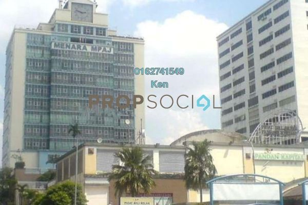 For Sale Office at Menara Pandan, Pandan Indah Leasehold Unfurnished 0R/0B 240k
