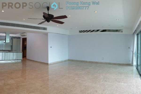 For Rent Condominium at 10 Mont Kiara, Mont Kiara Freehold Semi Furnished 4R/4B 12.5k
