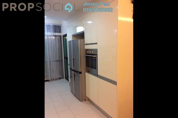 For Sale Townhouse at Park Villa, Bandar Bukit Puchong Freehold Fully Furnished 3R/2B 690k