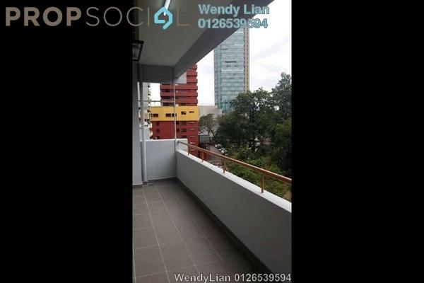 For Sale Apartment at Bangunan Merdeka View, Pudu Freehold Semi Furnished 3R/3B 750k