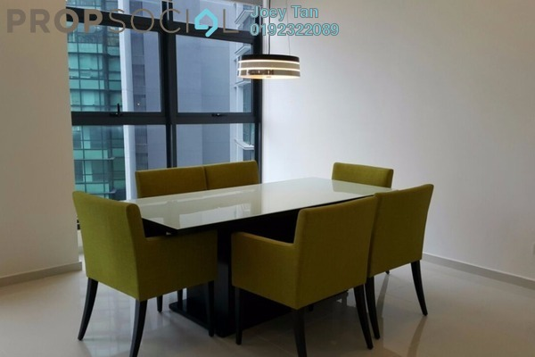For Rent Condominium at Mirage Residence, KLCC Freehold Fully Furnished 3R/3B 6.8k