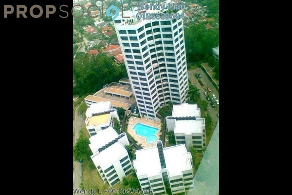 For Rent Condominium at Bangsar Heights, Bangsar Freehold Fully Furnished 3R/3B 3.8k