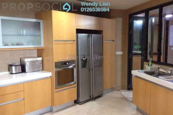 For Rent Condominium at Cendana, KLCC Freehold Fully Furnished 4R/4B 15k