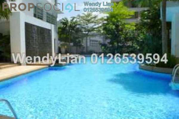 For Rent Condominium at Binjai Residency, KLCC Freehold Fully Furnished 3R/5B 13k