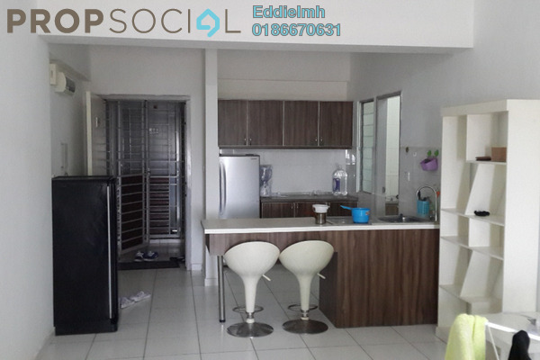 For Sale Condominium at Axis SoHu, Pandan Indah Leasehold Fully Furnished 2R/2B 390k