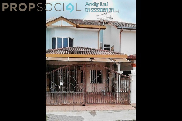 For Rent Terrace at Taman Jasmin, Kajang Freehold Semi Furnished 4R/3B 950.0translationmissing:chinese.pricing.unit