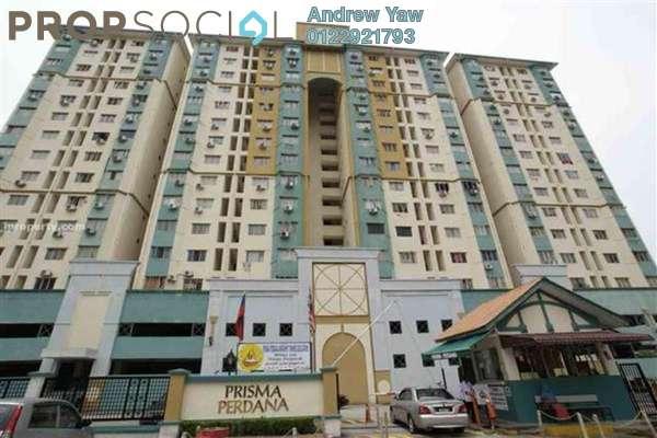 For Sale Condominium at Prisma Perdana, Cheras Freehold Unfurnished 3R/2B 320k