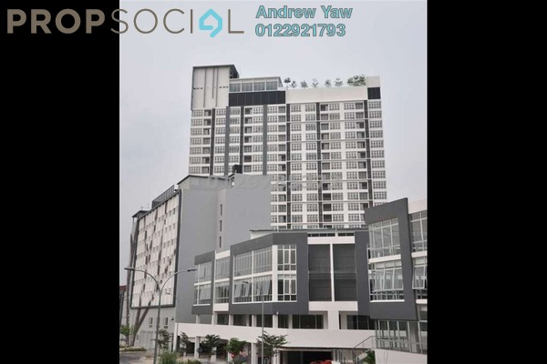 For Sale Condominium at C180, Cheras South Freehold Semi Furnished 2R/2B 470k