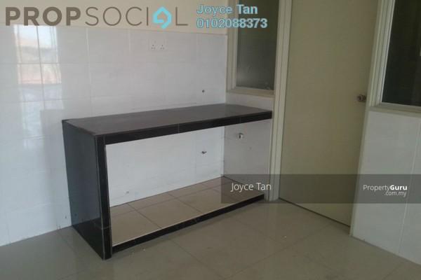 For Sale Condominium at Platinum Lake PV10, Setapak Leasehold Semi Furnished 4R/2B 580k