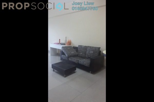 For Rent Condominium at The Heron Residency, Puchong Leasehold Fully Furnished 3R/2B 1.1k