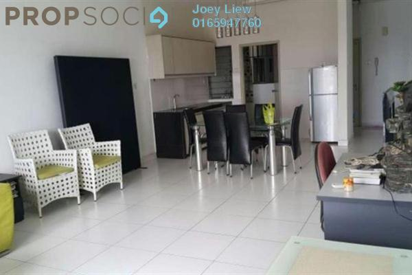 For Rent Serviced Residence at Setia Walk, Pusat Bandar Puchong Freehold Fully Furnished 2R/2B 2.2k