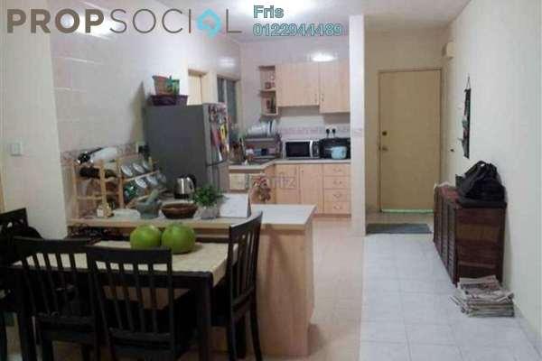 For Sale Apartment at Flora Damansara, Damansara Perdana Leasehold Semi Furnished 3R/2B 225k