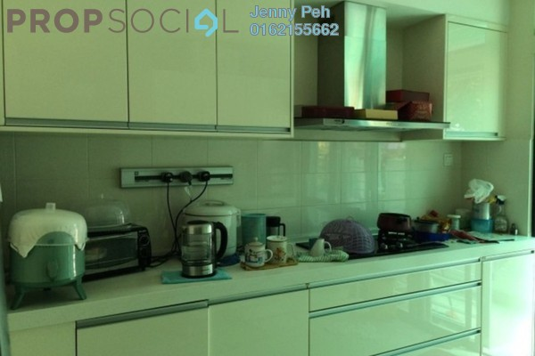 For Sale Townhouse at Park Villa, Bandar Bukit Puchong Freehold Fully Furnished 3R/2B 670k