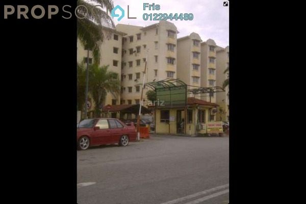 For Rent Apartment at Subang Suria, Subang Leasehold Semi Furnished 3R/2B 850translationmissing:en.pricing.unit