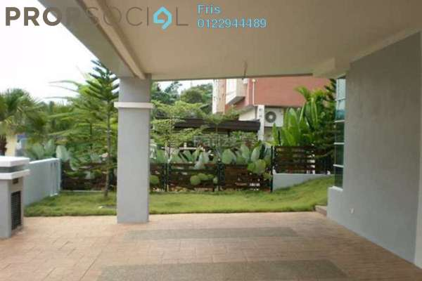 For Rent Semi-Detached at Jelutong Heights, Bukit Jelutong Freehold Fully Furnished 6R/6B 4k
