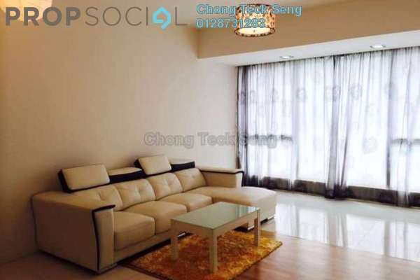 For Sale Condominium at Gateway Kiaramas, Mont Kiara Freehold Fully Furnished 1R/1B 600k