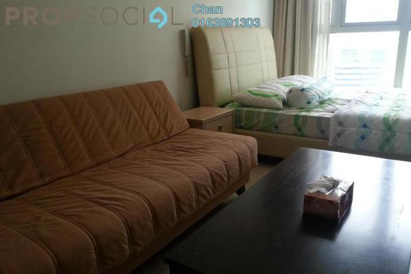 For Rent SoHo/Studio at Marc Service Residence, KLCC Freehold Fully Furnished 1R/1B 3.3k