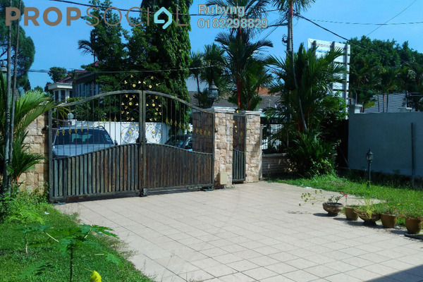 For Sale Bungalow at Taman Teluk Pulai, Klang Freehold Fully Furnished 7R/6B 1.85m