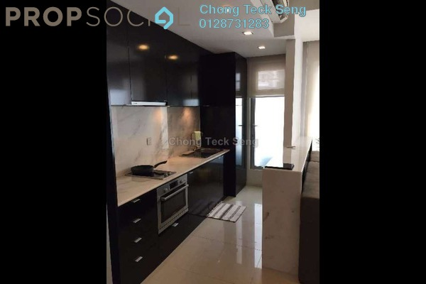 For Rent Serviced Residence at VERVE Suites, Mont Kiara Freehold Fully Furnished 2R/2B 3.9k