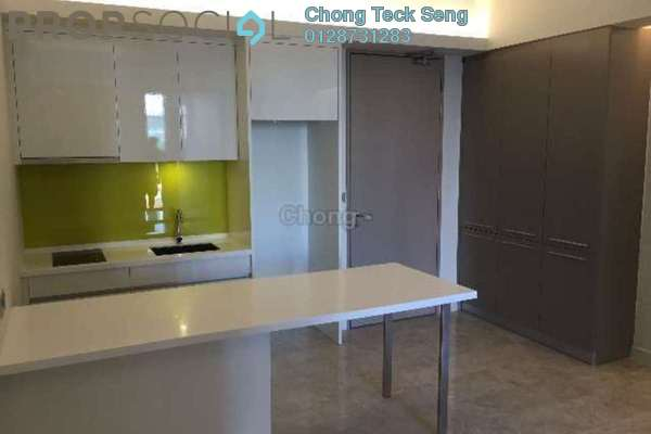 For Rent Serviced Residence at The Signature, Sri Hartamas Freehold Semi Furnished 1R/1B 2k