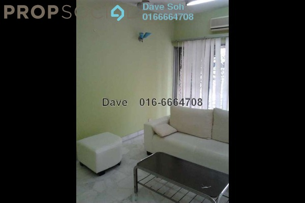 For Sale Terrace at PJS 7, Bandar Sunway Leasehold Fully Furnished 4R/2B 788k