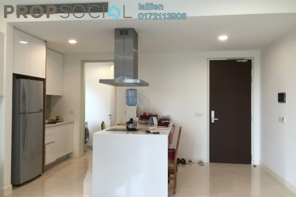 For Rent Condominium at Imperia, Puteri Harbour Freehold Fully Furnished 1R/1B 3k