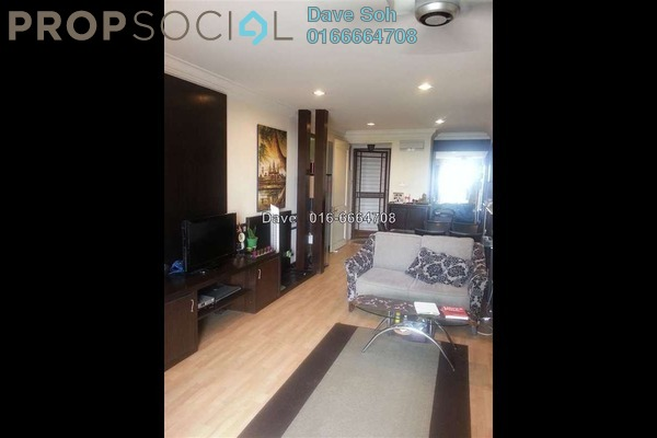 For Sale Condominium at Casa Tropicana, Tropicana Leasehold Semi Furnished 2R/2B 650k