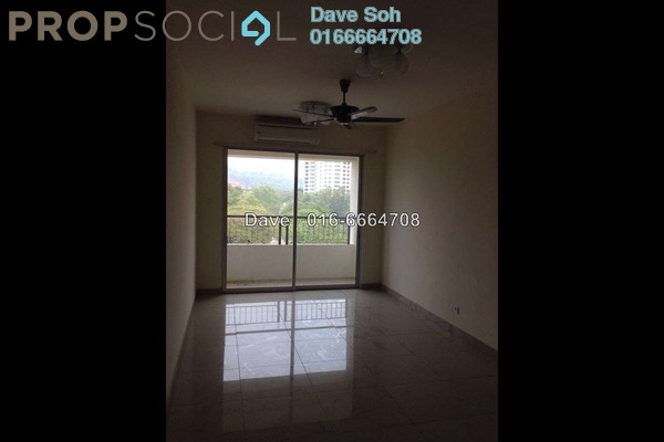 For Sale Condominium at Casa Tropicana, Tropicana Leasehold Semi Furnished 2R/3B 739k